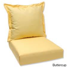 Patio Furniture With Sunbrella Cushions Outdoor Outdoor Seat Cushions Sunbrella Chair Outlet Home