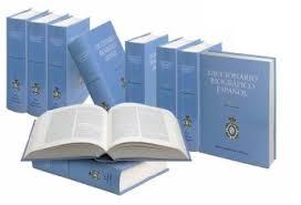 Diccionario biografico español