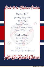 baseball wedding invitations wedding shower invitation all season american