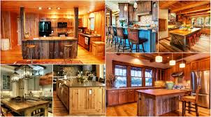 rustic kitchen island unique look rustic kitchen island designs u2014 home design