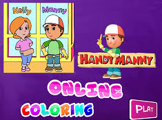 handy manny games cute games