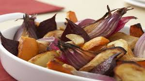 Root Vegetables Roasted - roasted root vegetables recipes food network uk