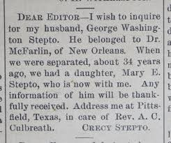 black friday history slaves history of slavery newspaper ads used to find family after