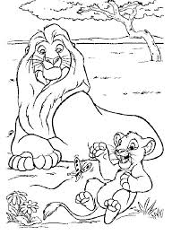 coloring lion king coloring pages 98