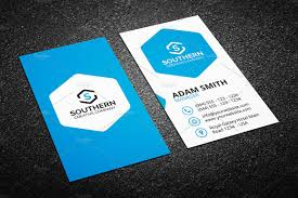 clean business card template business card templates creative
