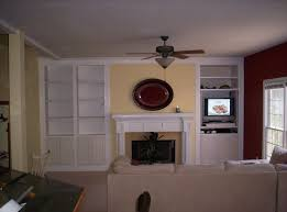 Blue Ridge Cabinets Hand Crafted Living Room Built Ins By Blue Ridge Woodworks Of
