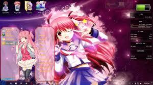 angel beats theme win 7 yui angel beats by irsyada007 irsyada007