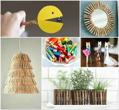 50 creative ways of reusing clothespins u2022 recyclart