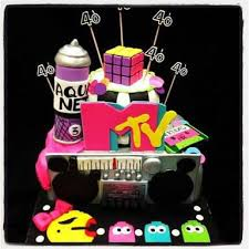 90s Theme Party Decorations 15 Best 90s Themed Cake Images On Pinterest Birthday Party Ideas