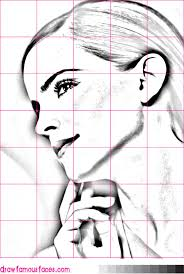 drawing emma watson draw famous faces