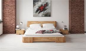chambre haut de gamme lit en h tre mezzo meubles pour chambre coucher haut de gamme a bois