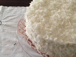 Homemade Coconut Cake by Coconut Pineapple Layer Cake Apuginthekitchen