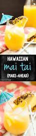 hawaiian mai tai make ahead recipe beverage alcohol and