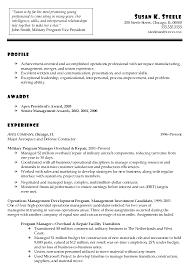 accounting job resume sample military resume example 6 sample military to civilian resumes hirepurpose
