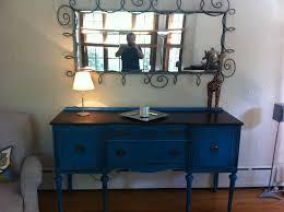 blue sideboard buffet woodworking plans