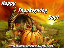 christian wallpaper happy thanksgiving day
