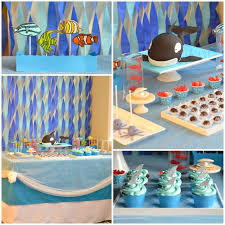the sea party kara s party ideas the sea party planning ideas supplies