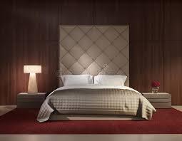 chambre à coucher contemporaine intérieur de luxe de chambre à coucher contemporaine minimale