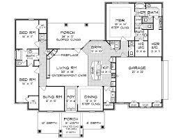3 bedroom ranch house floor plans open concept ranch house plans new 3 bedroom ranch house floor
