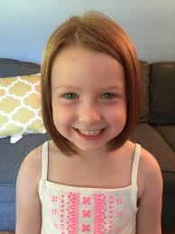 5 year olds bob hair the touching thing this 5 year old did after losing her dad to