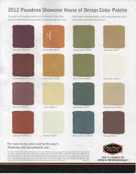 whole house color scheme home paint color palettes schemes