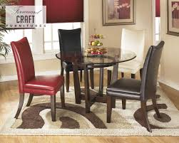 charrell brown round dining room table u2013 shop furniture u2013 online