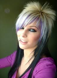 short on top long on bottom hairstyles popular emo hairstyles for long hair hairstyles weekly