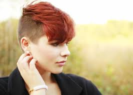 short haircuts with shaved sides shaved sides hairstyles ideas