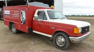 Ford F350 Service Truck - 1987 ford f350 xlt lariat service truck item j4119 sold