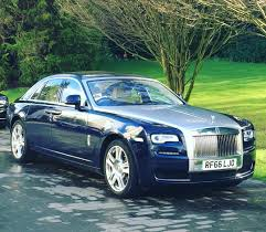 roll royce ghost blue ryan friedlinghaus u0027s rolls royce ghost wrapped in ad night blue
