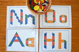 pattern blocks math activities pattern blocks 20 ideas activities free printables