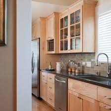 Maple Cabinet Kitchen Ideas 147 Best Remodeling Ideas Images On Pinterest Maple Cabinets