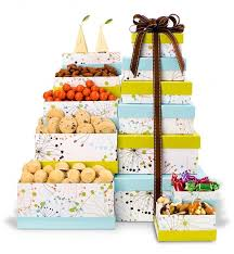 gift towers sweet surprises gift tower gift towers a cheerful