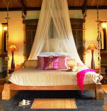 chambre style africain confort lakaz chamarel exclusive lodge ile maurice