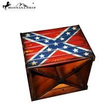 confederate home decor montana west