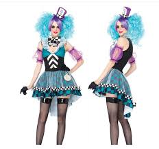 Mad Hatter Halloween Costumes Girls Cheap Alice Mad Hatter Aliexpress Alibaba Group