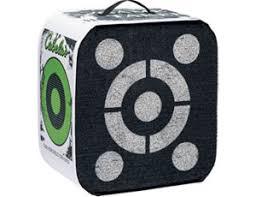 target black friday fire pit foam block archery targets bag u0026 burlap targets