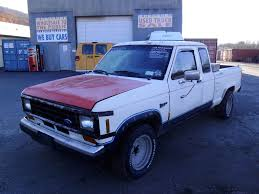 Ford Ranger Pickup Truck - 1988 ford ranger xlt extra cab pickup for sale by arthur trovei