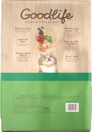 goodlife indoor chicken recipe dry cat food 16 lb bag chewy com