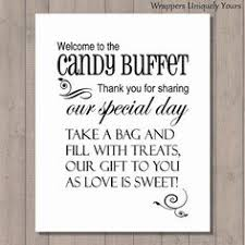 Baby Shower Candy Buffet Sign by Silver Sparkle Candy Buffet Sign Printable By Orchardberry On Etsy