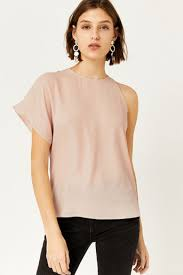 light pink top women s women s tops off the shoulder shirts lace blouses warehouse