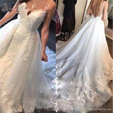 detachable wedding dress straps spaghetti straps mermaid wedding dresses with overskirts v
