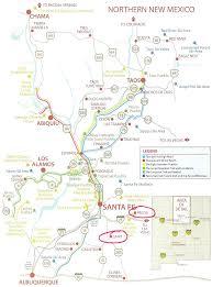 New Mexico Maps Unterkunft In New Mexico