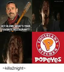 Glenn Meme - hey glenn what s your favorite restaurant via vault dude tch