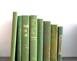 Books For Home Design Vintage Finds By Secondseed On Etsy