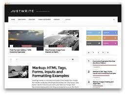 30 best responsive u0026 free magazine wordpress themes
