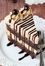 mocha brownie ice cream cake life love and sugar