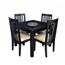 dining table set 4 seater tables blake 4 seater dining table set online shopping india