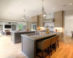 two kitchen islands kitchen with two islands enchanting modern minimalist kitchen with