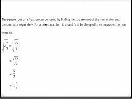 chapter 2 squares square roots cubes and cube roots